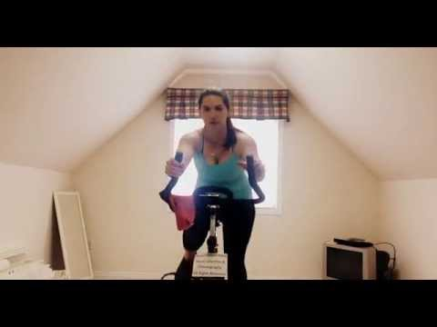 Indoor Cycle Ride Workout 2 - with Dani Sanusi