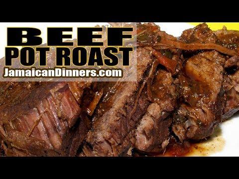 Beef Pot Roast Short Film