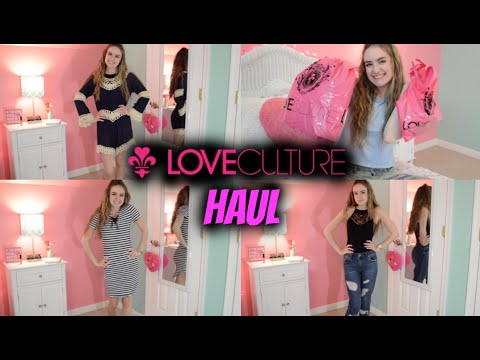 LOVE Culture Haul
