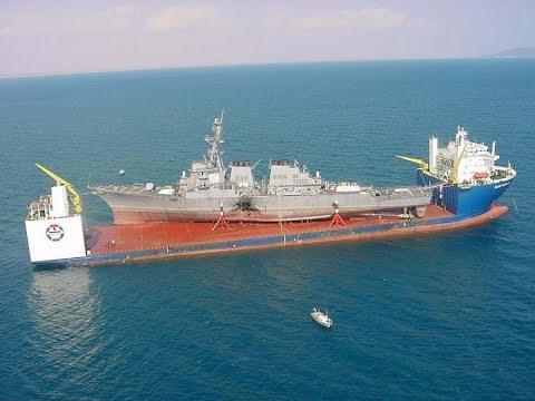 USS Fitzgerald Update 08AUG2017