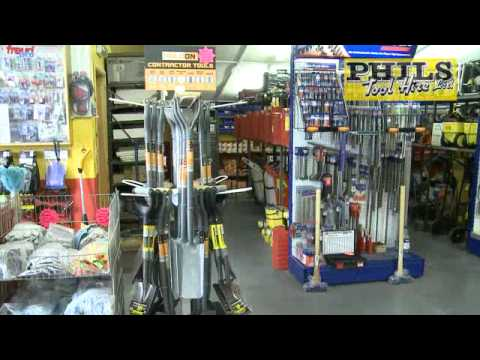 Phils Tool Hire