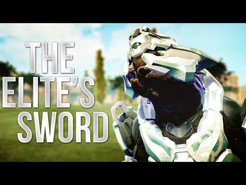 The Elite's Sword (H2A Machinima Short)
