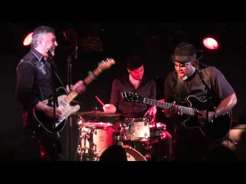 Morblus Feat Big Daddy Wilson - Ain't No Slave - Meensel Bluesfestival