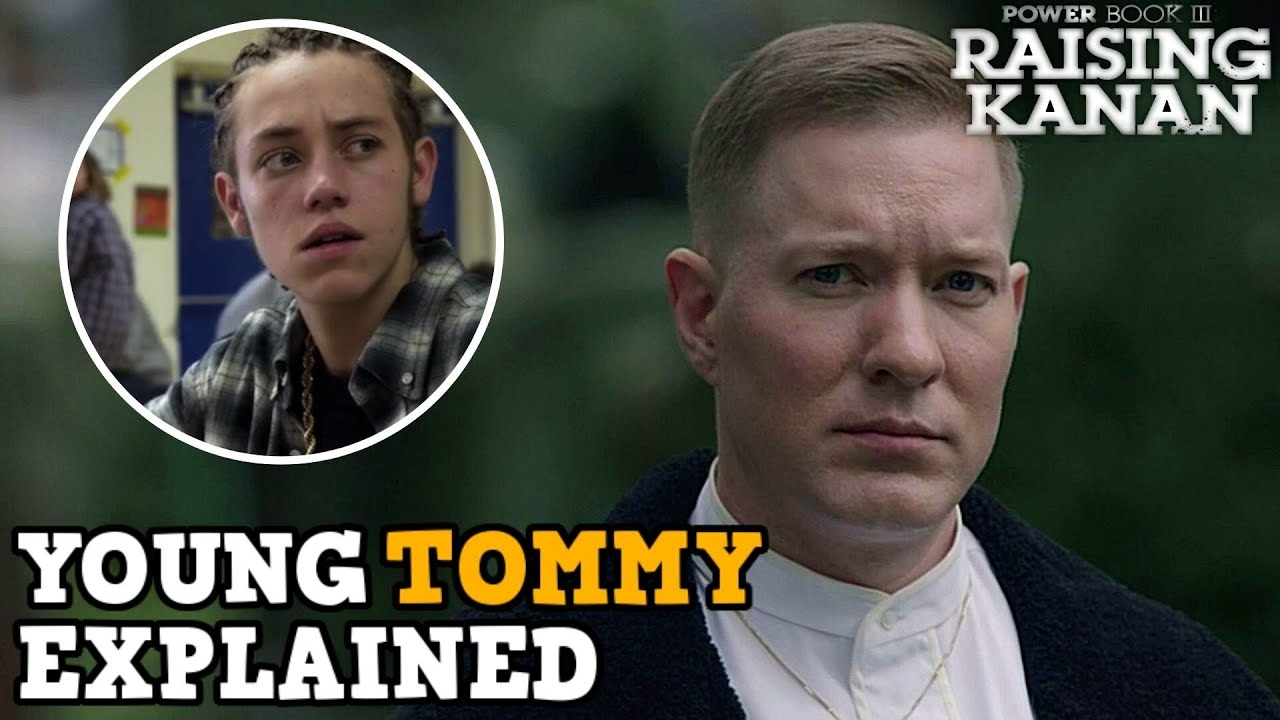 Download Power Book 3 Raising Kanan 'YOUNG TOMMY EGAN' Explained – Power Spin Off