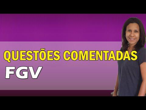Questões Comentadas FGV | Aulas de Português