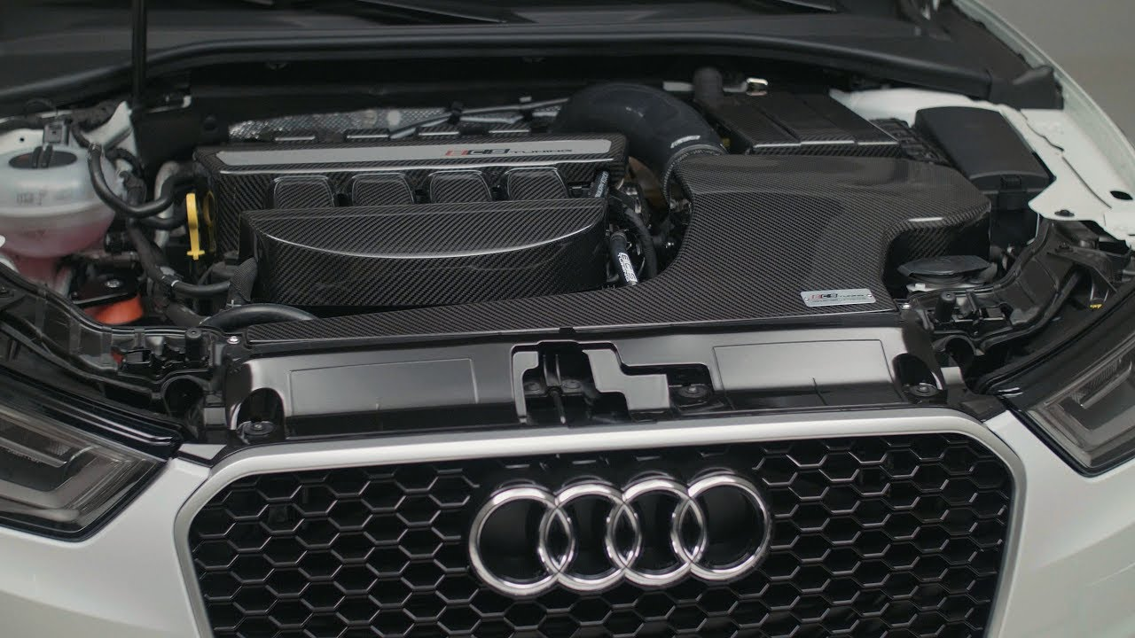 A3 Sweepstakes Making The Engine Bay Beautiful