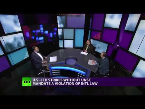 CrossTalk Bullhorns: Syria attacked (Extended version)