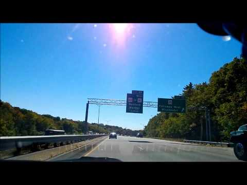 Drive to Cambridge, MA Via I-93