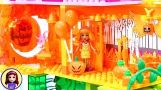 Halloween Edition 🎃Too Much Orange Lego Build Challenge