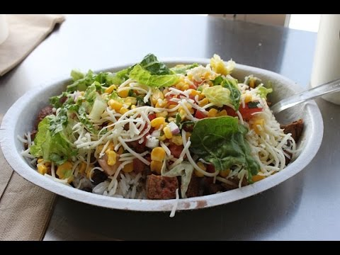 How To Make Chipotle Style Food