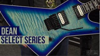 Dean Select Series Guitars new for 2020