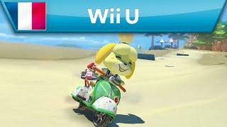 DLC 2 Mario Kart 8 - Animal Crossing (Wii U)
