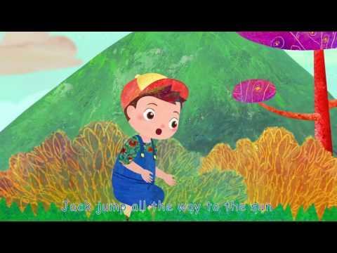Jack Be Nimble | Nursery Rhymes & Kids Songs
