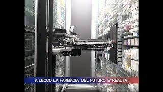 A Lecco la farmacia del futuro è realtà