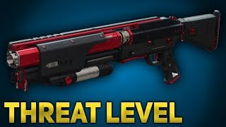 Threat Level vs Ikelos Shotgun In-Depth Review | Destiny 2 Black Armory