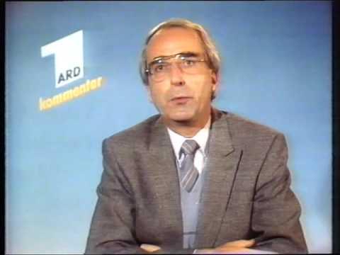 Fragment ARD Tagesthemen 5.12.1986