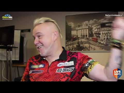 "Peter Wright the morning after World Championship triumph: ""I'm just living the dream!"""