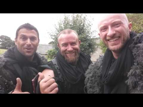 Me With Game Of Thrones Ross O'Hennessy And Unleashes Silvio Simac On KNIGHTS OF THE DAMNED