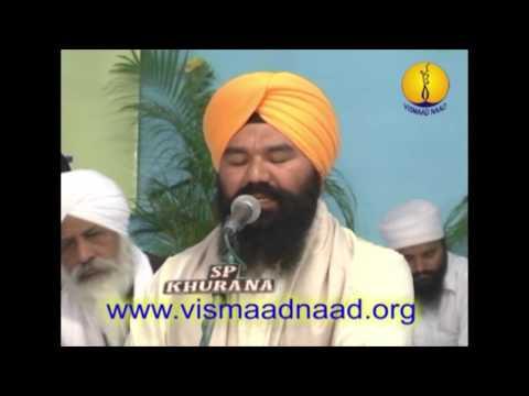 Raag Gauri Guarari : Bhai Kawardeep Singh - Adutti Gurmat Sangeet Samellan 2011