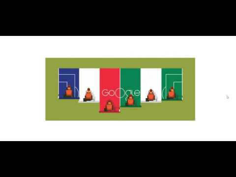 World Cup 2014 #43 Google Doodle