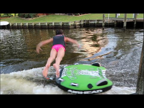 Getting a Little Crazy with the Jet Ski (WK 290.5) | Bratayley