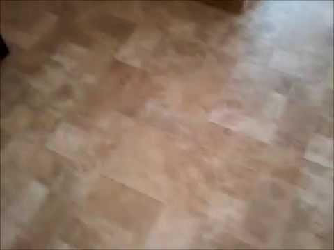How To Vinyl Sheet Flooring Youtube