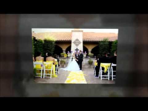 Wedding Reception In Phoenix Arizona Villa Siena Shantel Zach