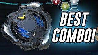 BEST COMBO for the Beyblade Burst APP!
