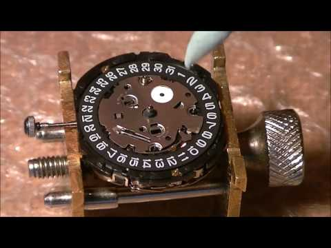 How to fix  a vintage Seiko 7t32-6a5a