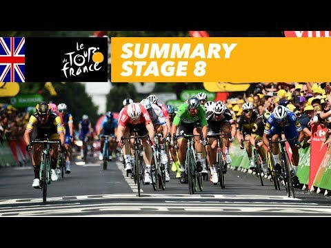 Summary – Stage 8 – Tour de France 2018