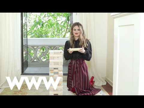 Tipping Points With Rachel Bilson  Who What Wear