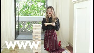 Tipping Points With Rachel Bilson | Who What Wear