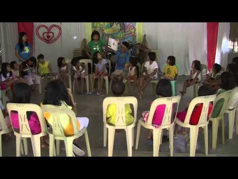 Philippines is of First Love International's many ministry locations