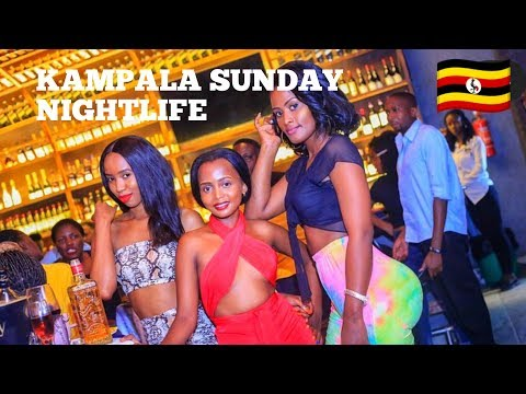 Sunday NIGHTLIFE In KAMPALA |Thrones |UGANDA VLOG | 2020