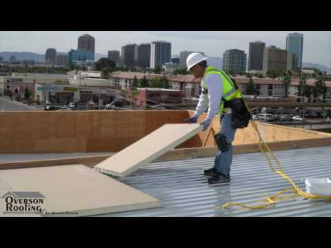 Overson Roofing - Commercial Roofing