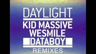 Kid Massive, WeSmile & Databoy -- Daylight (David Puentez & Dario Rodriguez Remix)
