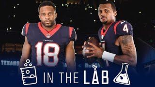 How Randall Cobb and Deshaun Watson are Building Chemistry | In the Lab