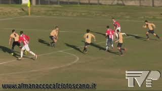 Eccellenza Girone B Terranuova Traiana-Zenith Audax 3-0