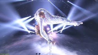 America's Got Talent 2016 Semi-Finals Sofie Dossi Amazing Kid Contortionist S11E20