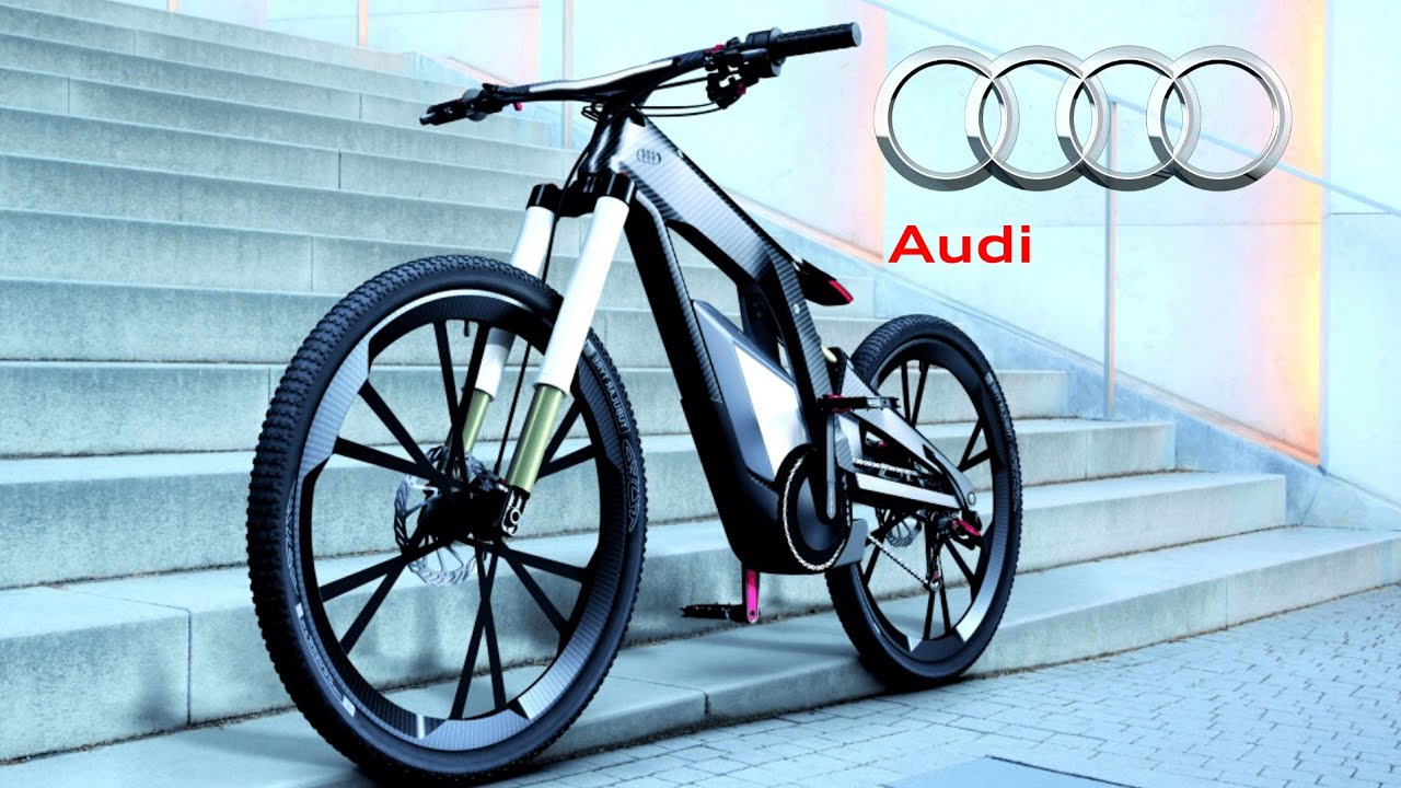 All-New Audi E-Bike - Most Powerful Electric Bike 🔥🔥🔥🔥 | 2020 ...
