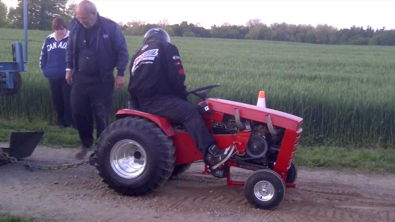 Garden Tractor Pulling Sticker : Garden tractor pulling youtube
