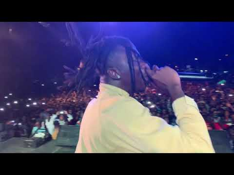 Stonebwoy performs at Odwira Festival, Suhum || November 10, 2018