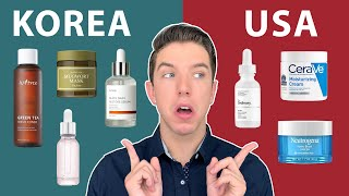Korean vs USA Skin Care: Which Is Better?