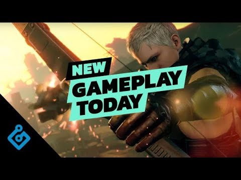 New Gameplay Today - Metal Gear Survive's Single-Player