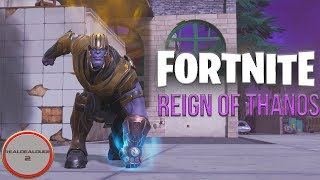Reign Of Thanos | A Fortnite: Battle Royale Cinematic