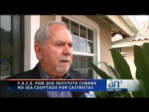 F.A.C.E. Pide que instituto cubano no sea captado por castristas  - América TeVé