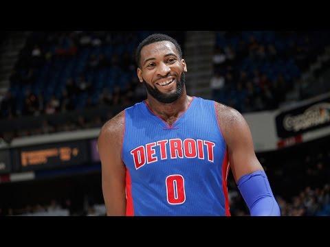 Andre Drummond 2016-2017 NBA Season Highlights