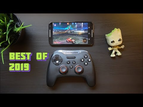 Top 10 Best Controller Supported NEW Games For Android & IOS 2019
