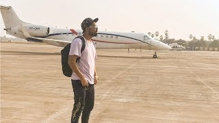 Flying on a Private Jet - Andhra Pradesh [EP-1]