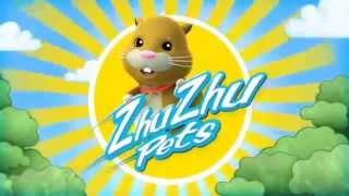 ZhuZhu Pets: Mit der Wild Bunch (Wii, DS) - Intro